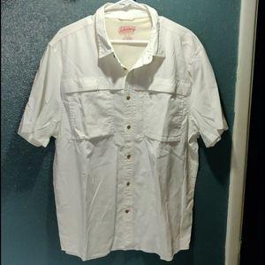 3💰$25. Coleman Vented Shirt. Size XXL